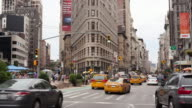 Fifth Avenue with Flatiron Building