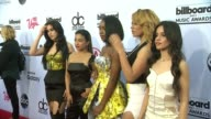 Fifth Harmony at MGM Grand on May 17 2015 in Las Vegas Nevada
