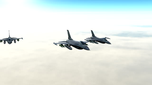 Fighters jets