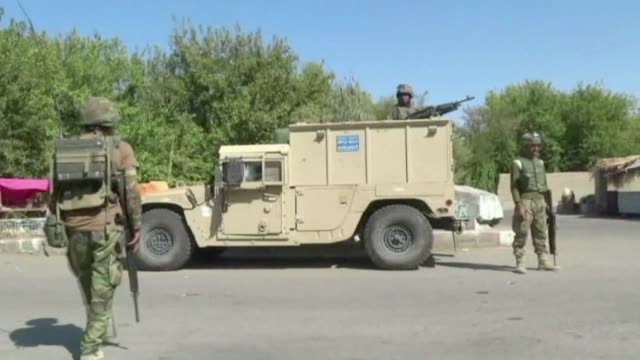 Fighting continues in southern Afghanistan a day after Taliban fighters stormed Lashkar Gah the provincial capital of Helmand province sending scores...