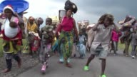 Fighting erupted in the Democratic Republic of Congo on Thursday after rebels defiantly rejected international calls to pull out of the strategic...