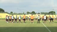 File images of the top teams from across Africa as they prepare for the Africa Cup of Nations CLEAN Teams across Africa ahead of AFCON 2013 on...