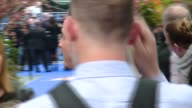 'Alice Through The Looking Glass' premiere Celebrity arrivals Unidentified people on red carpet / Baron Cohen along / James Bobin along / obscured...