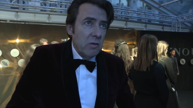 BFI Luminous Gala Dinner 2017 arrivals and interviews More of Lord Fellowes / Jonathan Ross interview SOT / Birdy interview SOT / various of...