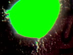 Film Brennen mit Chroma Key. NTSC UND PAL