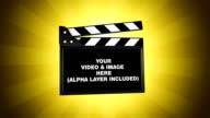 Film Clapper Green Box Replace