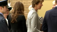 Duke and Duchess of Cambridge and Prince Harry visit Warner Brothers studios highlights ENGLAND Hertfordshire Watford Leavesden Warner Brothers...