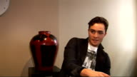 Ed Westwick interview Ed Westwick interview continued SOT On his costars Dev Patel and Pamela Anderson / On which actors he admires would like to...