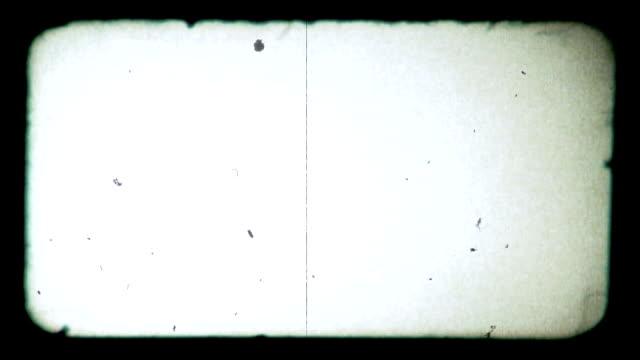 Film-Frame-geheimnisvolles Flackern. HD
