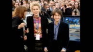 'Harry Potter and the Deathly Hallows Part Two' world premiere November 2001 Younglooking Daniel Radcliffe arriving at premiere of 'Harry Potter and...