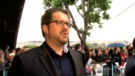 'Horrible Bosses' premiere celebrity arrivals ENGLAND London EXT Seth Gordon interview SOT On the movie being raunchy / Jennifer being great / how...