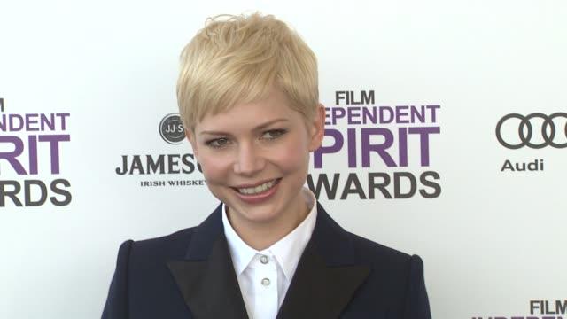 Film Independent Spirit Awards Arrivals Santa Monica CA United States 2/25/12