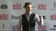 Film Independent Spirit Awards Press Room Santa Monica CA United States 2/23/2013