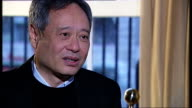 'Life of Pi' Ang Lee interview Ang Lee interview SOT