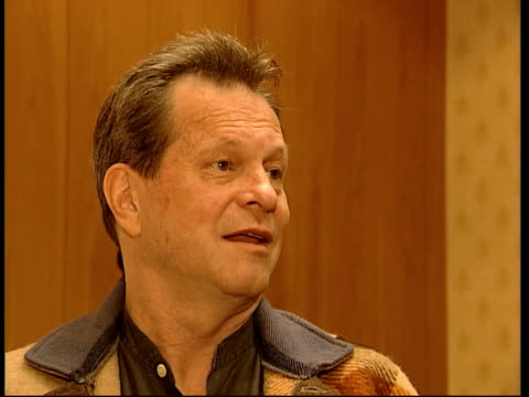 New film council set up Terry Gilliam interview SOT I've just got 2 million from the Arts council to make a very specific film / Britain looks at the...