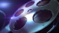 Film Reel Loopable Background