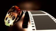 Film Reel | Loopable