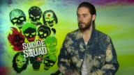 'Suicide Squad' Interviews Jared leto interview SOT