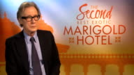 'The Second Best Exotic Marigold Hotel' Interviews Nighy interview SOT on his unchoreographed dance moves would be there like a shot for a third one...