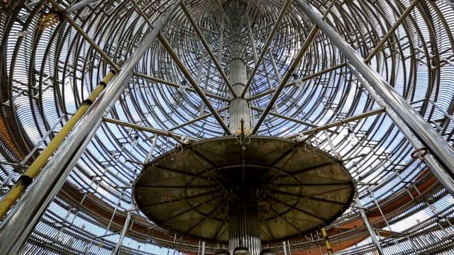 HD Film Tilt: The stainless steel pagoda Thailand Hat-yai Thailand