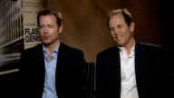 Greg Kinnear and Marc Abraham talk about 'Flash of Genius' Kinnear and Abraham interview continues SOT