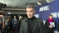 'John Wick Chapter 2' Interview with Director and star Films 'John Wick Chapter 2' Interview with Director and star ENGLAND London INT Chad Stahelski...