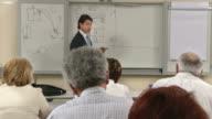 HD: Financial Advisor Explaining Investment Plans