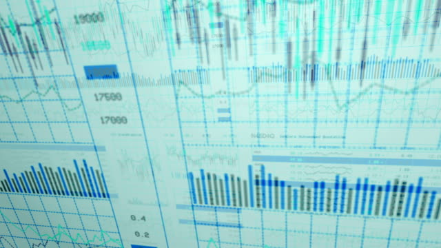 Financial data and charts XVI