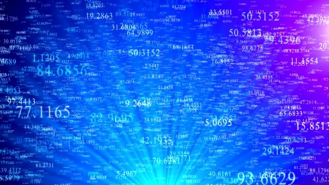Digitalen Zahlen