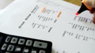 HD financial report
