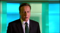 David Cameron interview ENGLAND London INT David Cameron MP interview SOT This is an absolutely horrific case police and local council have questions...
