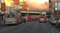 A fire destroyed 3 Wrigleyville businesses The Samah Hookah Lounge The Roadhouse 66 and Thai Classic There were no injuries Scene Of Fire In...