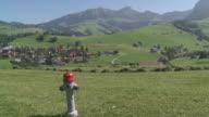 MS Fire Hydrant / Schwende, Appenzell Innerhoden, Switzerland