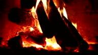 HD: Feuer im Kamin