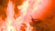 HD: Fire in the night