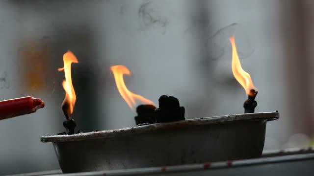 Fire Räucherstäbchen