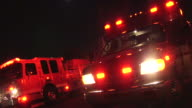 Fire truck and Ambulance