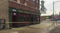 Fire wrecks Abbey Pub and Grill in Chicago
