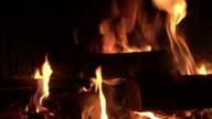 fireplace HD loop 2