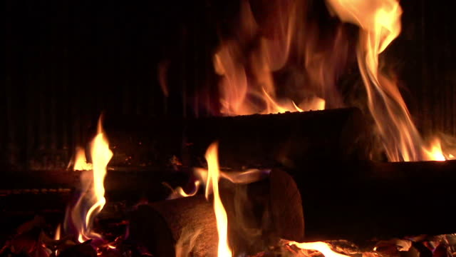 fireplace HD loop 2