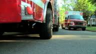 Firetruck and Ambulance 01
