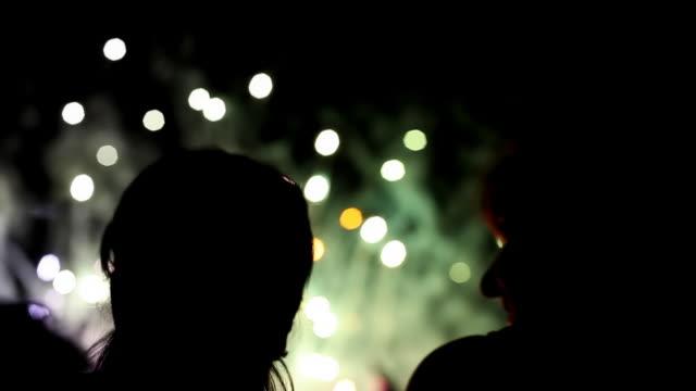 Firework Audience