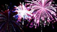 - Feuerwerk