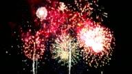 Feuerwerk-hoher Intensität (HD