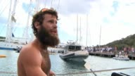 First allamputee team complete unaided crossing of the Atlantic Ocean Lance Corporal Cayle Royce interview SOT