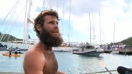 First allamputee team complete unaided crossing of the Atlantic Ocean Royce interview SOT