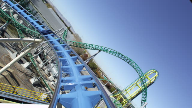 Rollercoaster Videos And B-Roll Footage | Getty Images