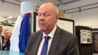 First Secretary of State Damian Green discusses his meeting with Welsh first minister Carwyn Jones Welsh Secretary Alun Cairns also discusses the...