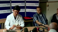 press conference Mr Steven Tsui press conference and QA session continued SOT