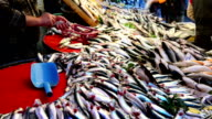 Fish market - Sequence